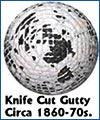 Knife Cut Gutty